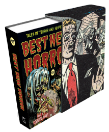 Best New Horror #29 [Signed Slipcased] edited by Stephen Jones